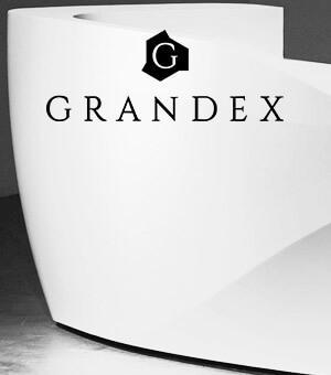 Искусственный камень Grandex - изделия из искусственного камня